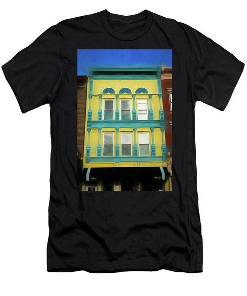 315 Main  Men's T-Shirt (Athletic Fit)