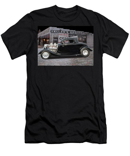 34 Ford Men's T-Shirt (Athletic Fit)