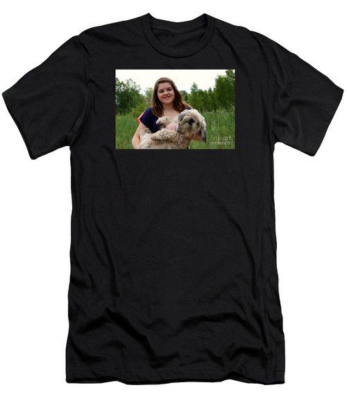 3478 Men's T-Shirt (Slim Fit) by Mark J Seefeldt
