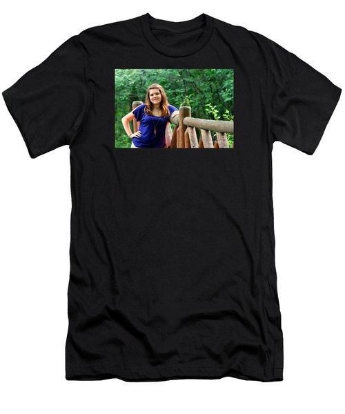 3560v2 Men's T-Shirt (Slim Fit) by Mark J Seefeldt
