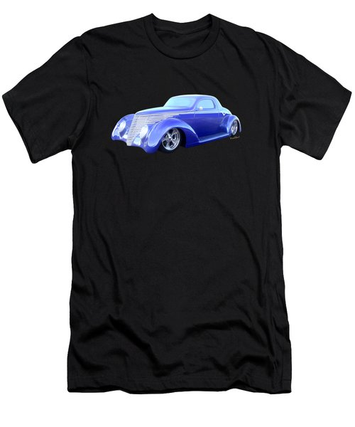 37 Coupe The Car Of Tomorrow From Yesterday Men's T-Shirt (Athletic Fit)