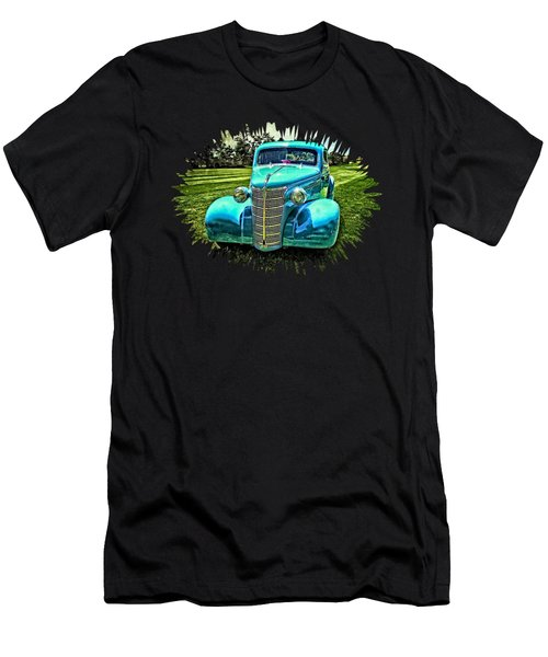 38 Chevy Coupe Men's T-Shirt (Athletic Fit)