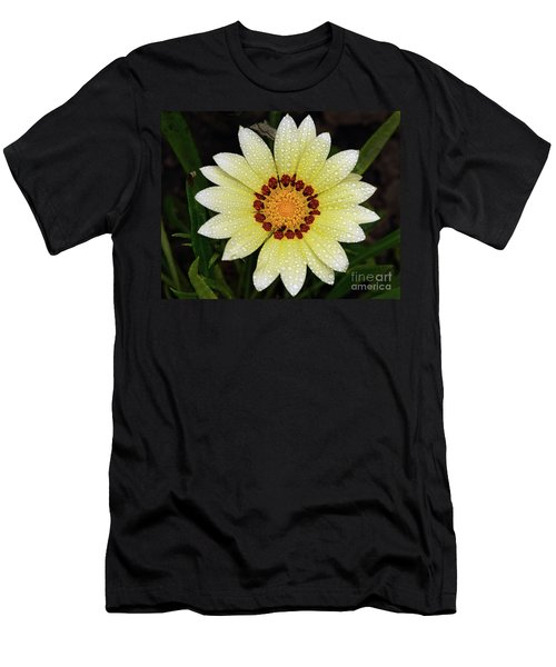Nice Gazania Men's T-Shirt (Athletic Fit)