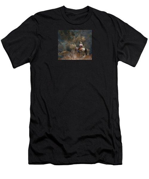 3982 Men's T-Shirt (Slim Fit) by Peter Holme III