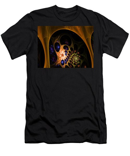3d Chaotica Men's T-Shirt (Athletic Fit)