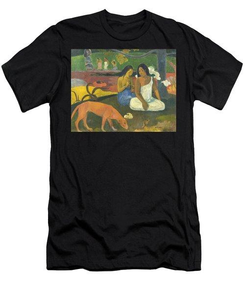 Arearea  Men's T-Shirt (Athletic Fit)