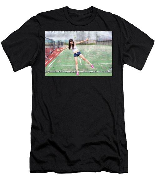 Asian Men's T-Shirt (Athletic Fit)