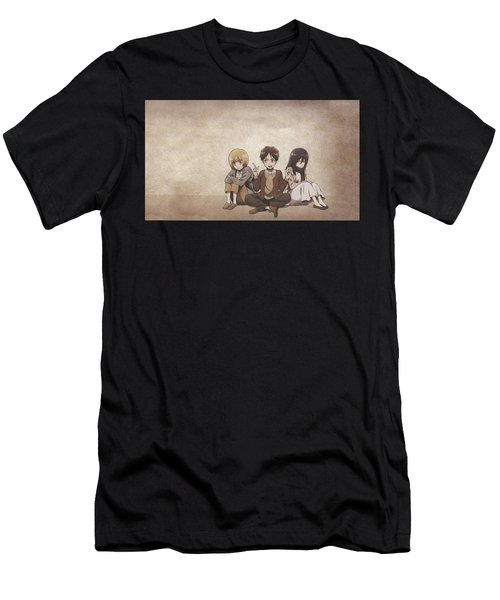 Attack On Titan Men's T-Shirt (Athletic Fit)