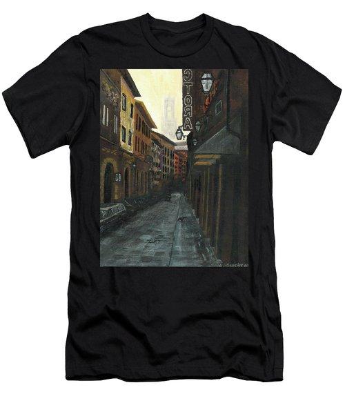 4 Borgio Dei Greci Men's T-Shirt (Athletic Fit)