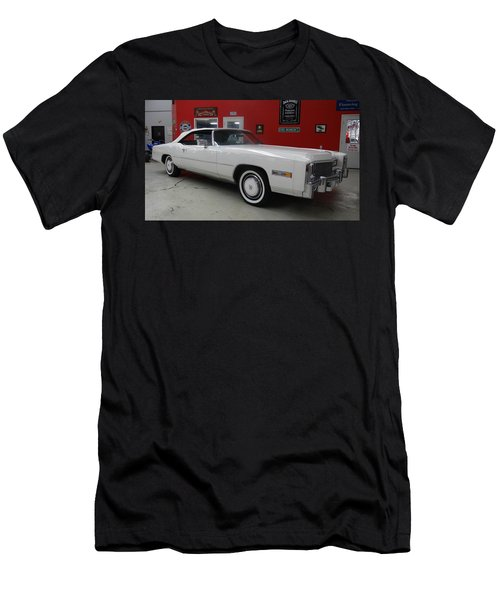 Cadillac Eldorado Men's T-Shirt (Athletic Fit)