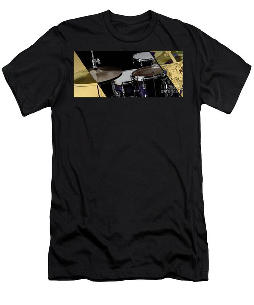 Drums Collection Men's T-Shirt (Athletic Fit)