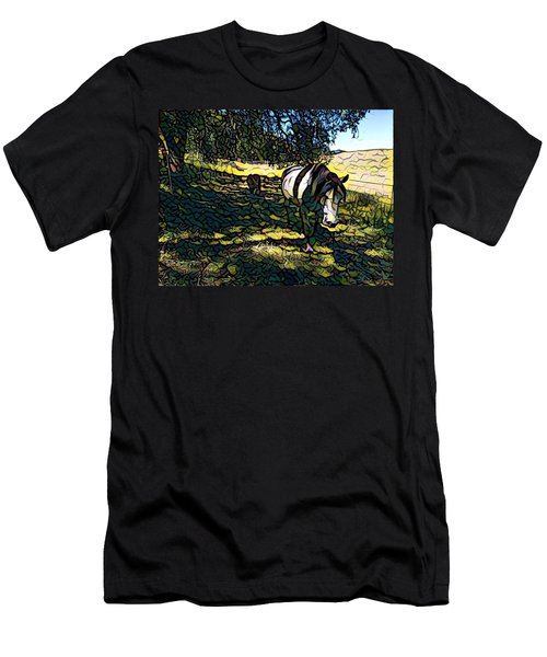 Fat Camp Men's T-Shirt (Athletic Fit)