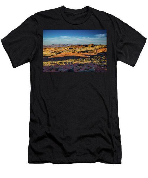 I Could Hear For Miles. Men's T-Shirt (Athletic Fit)