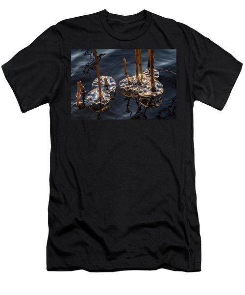Ice Art Men's T-Shirt (Athletic Fit)
