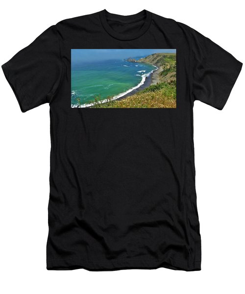 Irish Beach Men's T-Shirt (Athletic Fit)