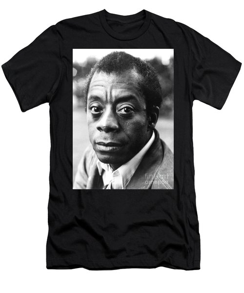 James Baldwin Men's T-Shirt (Athletic Fit)