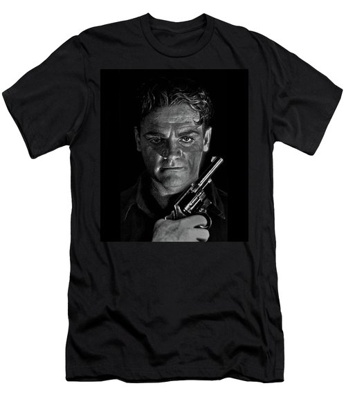 James Cagney - A Study Men's T-Shirt (Athletic Fit)