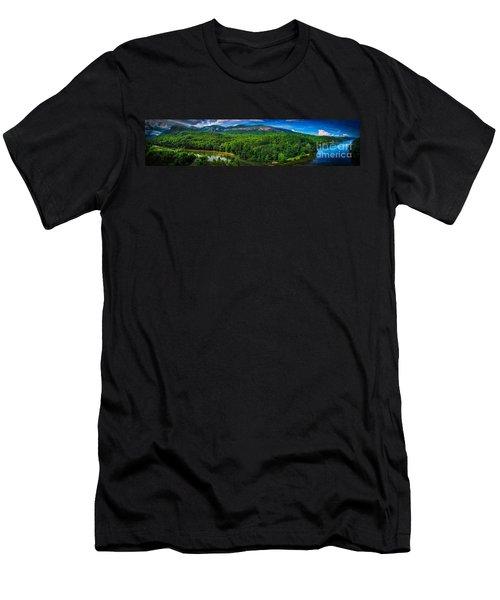 Lake Lure Men's T-Shirt (Athletic Fit)
