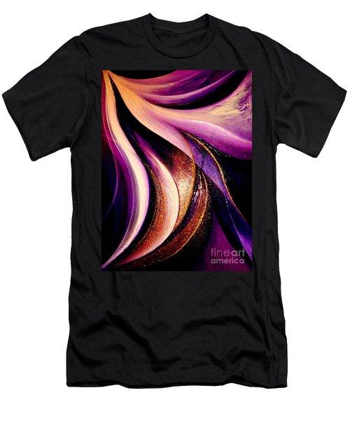 Light Dance Men's T-Shirt (Athletic Fit)