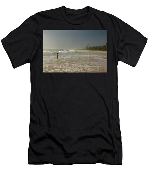 Long Beach Kogalla Men's T-Shirt (Athletic Fit)