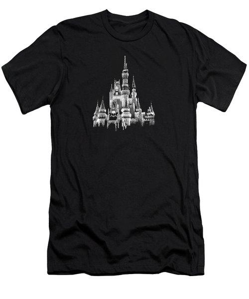 Magic Kingdom Men's T-Shirt (Slim Fit) by Art Spectrum