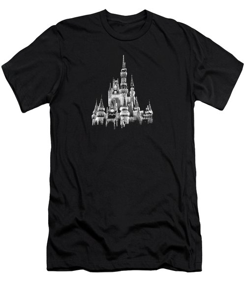 Magic Kingdom Men's T-Shirt (Athletic Fit)