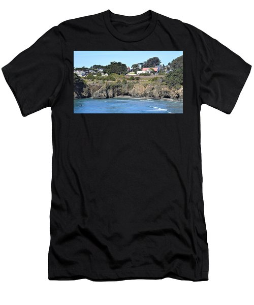 Mendocino Men's T-Shirt (Athletic Fit)