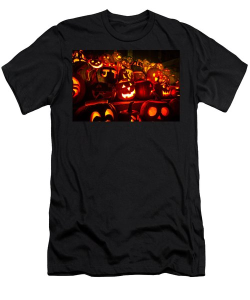 Pumpkinfest 2015 Men's T-Shirt (Athletic Fit)