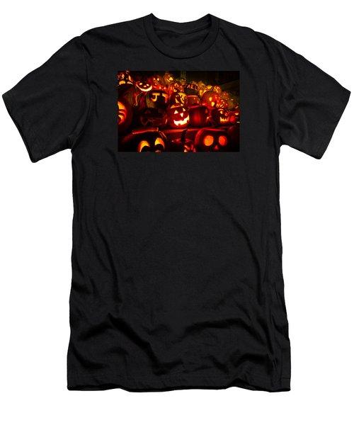 Pumpkinfest 2015 Men's T-Shirt (Athletic Fit)