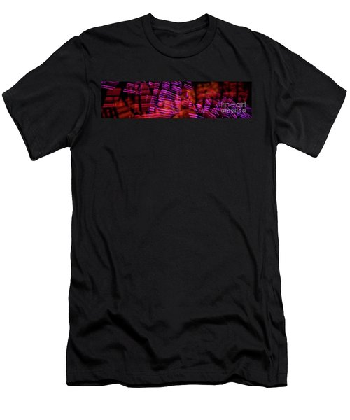 Singapore Night Urban City Light - Series - Your Singapore Men's T-Shirt (Athletic Fit)