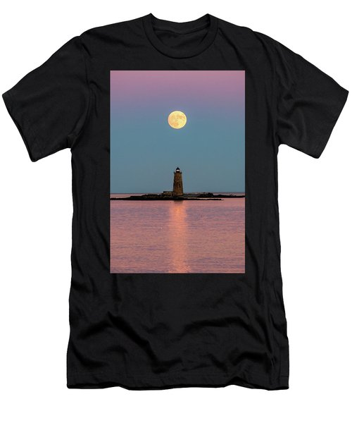 Super Moon 2016 Men's T-Shirt (Athletic Fit)
