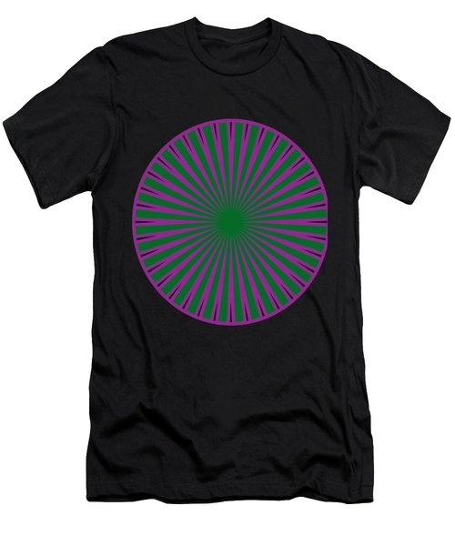 T-shirts N Pod Gifts With Chakra Design By Navinjoshi Fineartamerica Pixels Men's T-Shirt (Athletic Fit)