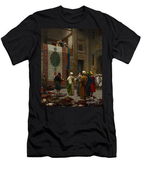 The Carpet Merchant Men's T-Shirt (Athletic Fit)