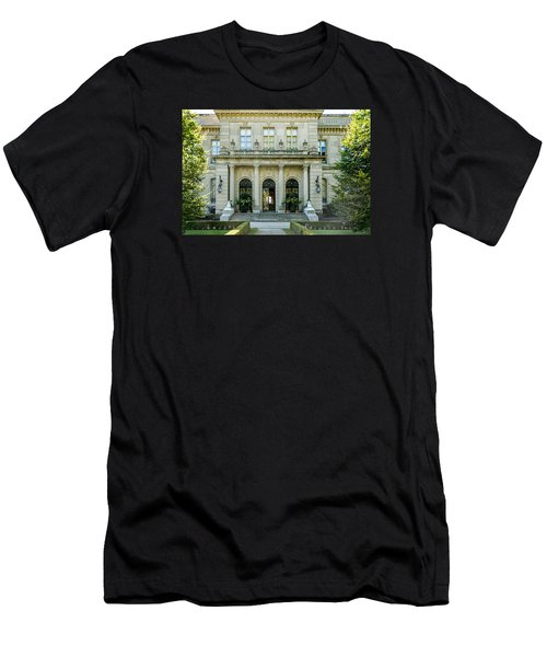 The Rosecliff Men's T-Shirt (Slim Fit) by Sabine Edrissi