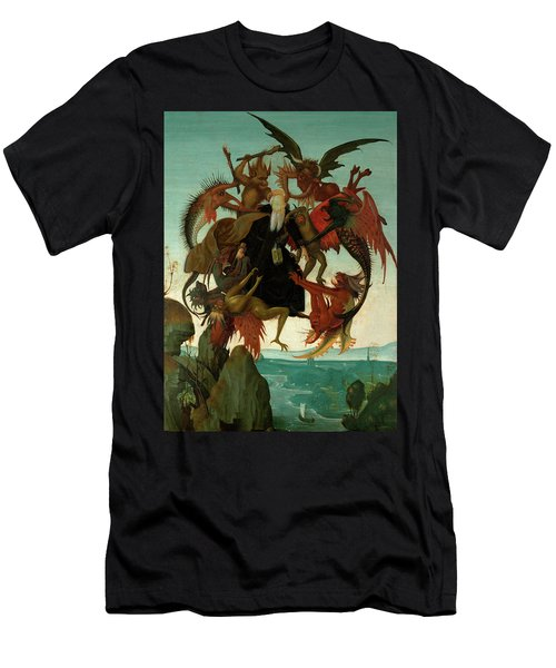 The Torment Of Saint Anthony Men's T-Shirt (Athletic Fit)
