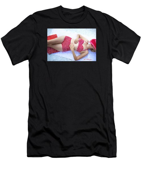 Vintage Val Poolside Men's T-Shirt (Athletic Fit)