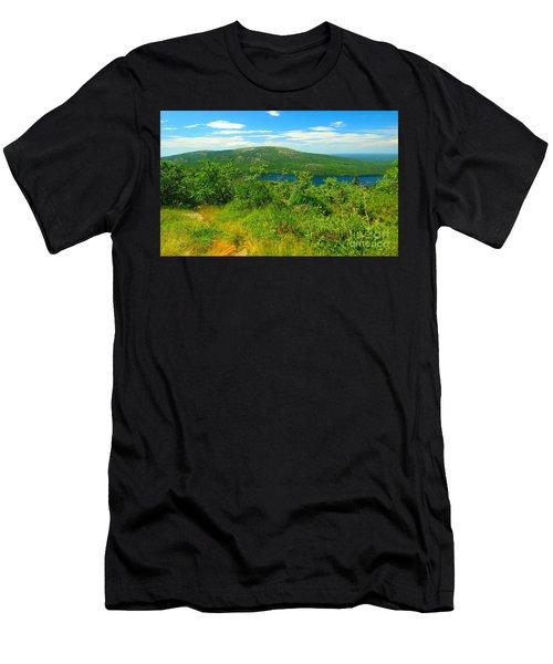 White Mountain's  Men's T-Shirt (Athletic Fit)