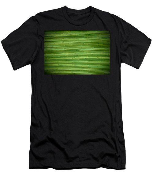 Wood Men's T-Shirt (Athletic Fit)