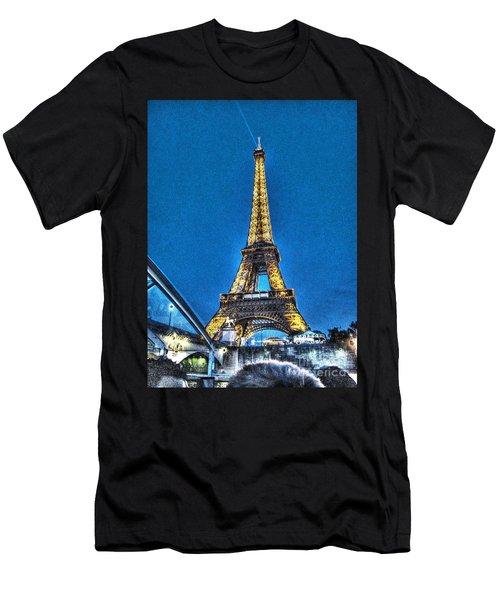 Yury Bashkin Paris Men's T-Shirt (Athletic Fit)