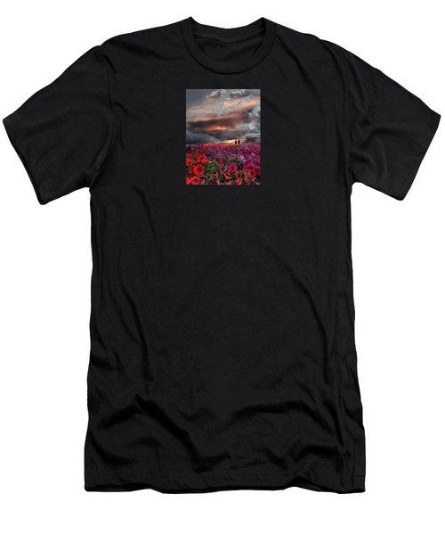 4087 Men's T-Shirt (Slim Fit) by Peter Holme III