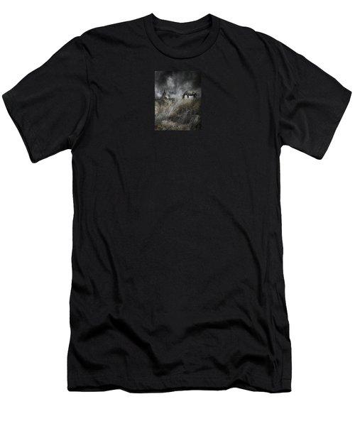 4099 Men's T-Shirt (Slim Fit) by Peter Holme III