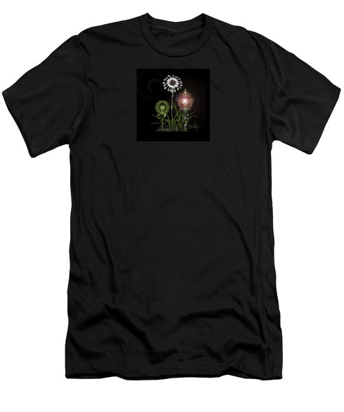 Men's T-Shirt (Slim Fit) featuring the photograph 4369 by Peter Holme III