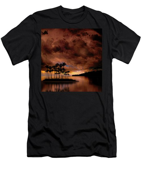 Men's T-Shirt (Slim Fit) featuring the photograph 4401 by Peter Holme III