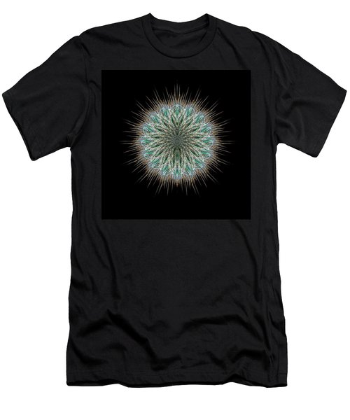 Men's T-Shirt (Slim Fit) featuring the photograph 4418 by Peter Holme III