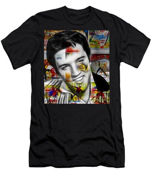 Elvis Presley Collection Men's T-Shirt (Athletic Fit)