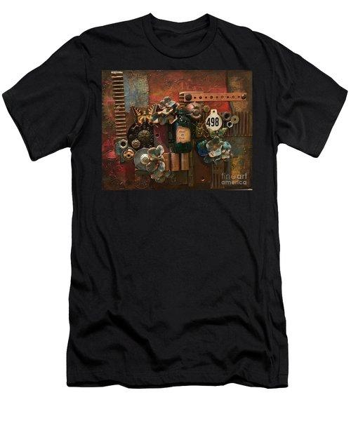 498 Men's T-Shirt (Athletic Fit)