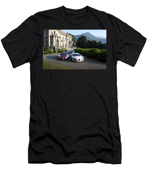 Bugatti Men's T-Shirt (Athletic Fit)