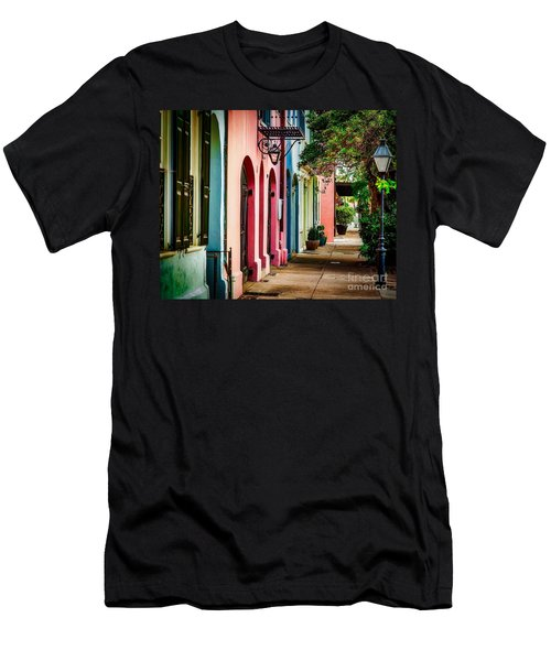 Charleston Men's T-Shirt (Athletic Fit)