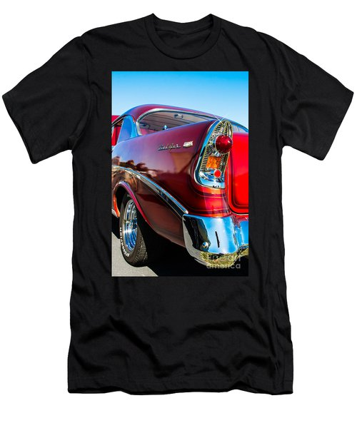 56 Chevy Bel Air Men's T-Shirt (Athletic Fit)