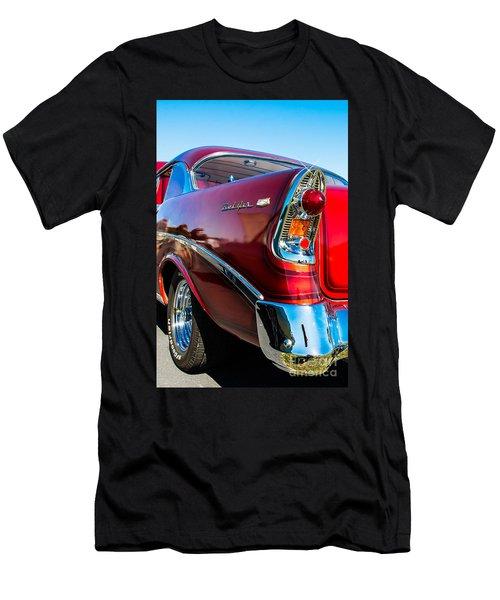56 Chevy Bel Air Men's T-Shirt (Athletic Fit)